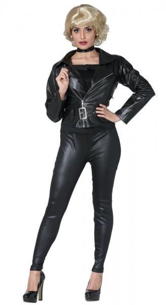 Rockerbraut Lederjacke Jane für Damen