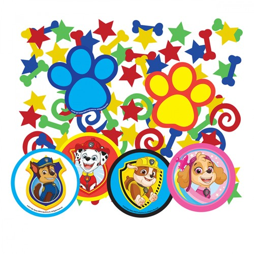 Paw Patrol Action sprinkle decoration 34g