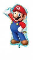 Folienballon Super Mario Figur XL