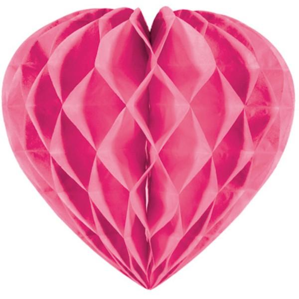 Heart honeycomb ball love 30cm