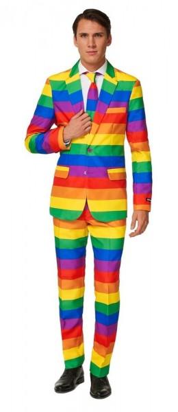 Suitmeister Rainbow Partyanzug