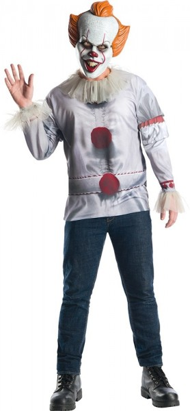 Pennywise ES Licensed Costume for Men
