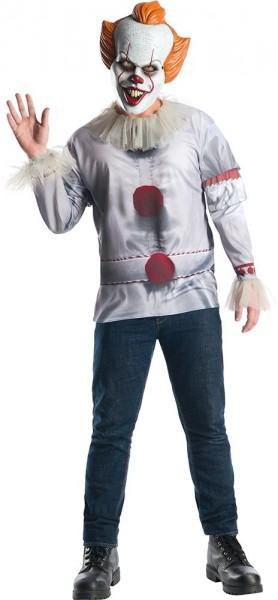Costume da uomo Pennywise con licenza ES