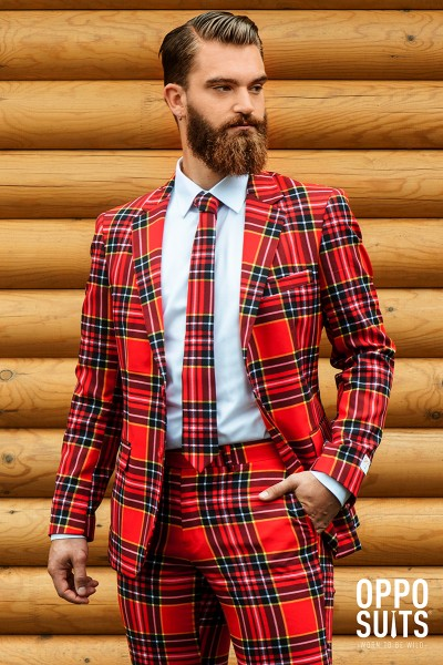 OppoSuit The Lumberjack Partyanzug 1