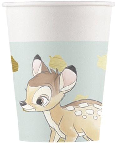 8 Bambis Welt Becher 266ml