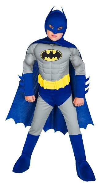 Batman Lizenzkostüm für Kinder