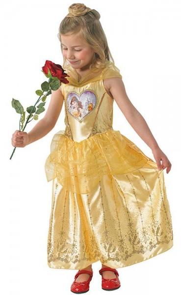 Bella Goldkleid Für Kinder