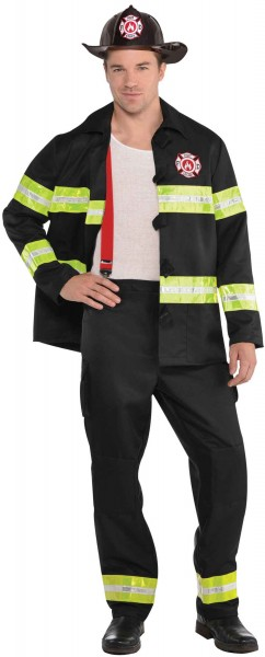 Brandweerman Johnny Firefighter kostuum
