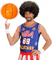 Airball Baskettball Aufblasbar 25cm