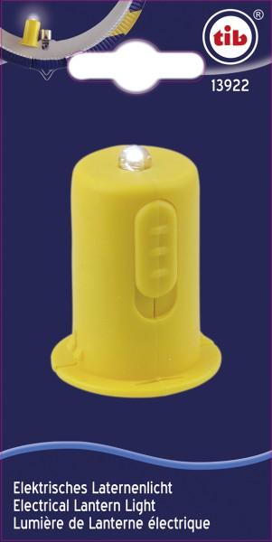 Bougie lanterne LED électrique Luce jaune