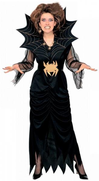 Déguisement de femme araignée dangereuse