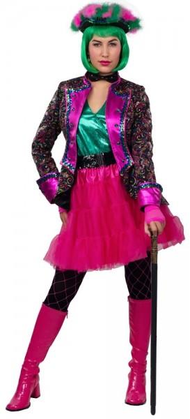 Bunte Showgirl Damenjacke Sierra
