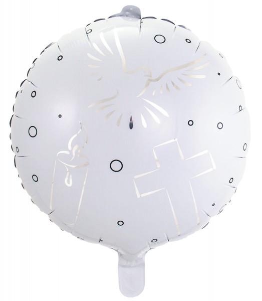 Folienballon Christliche Symbole 43cm