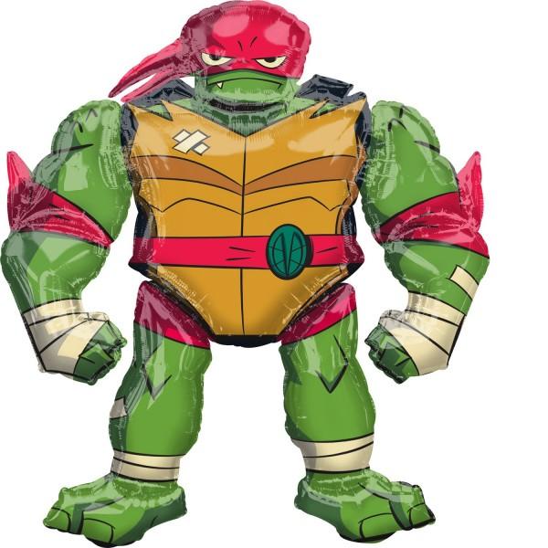 Ninja Turtle Raphael Airwalker 1,19 x 1,37m