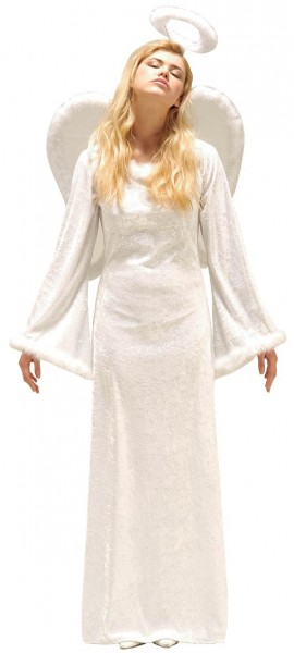 Disfraz de ángel celestial para mujer