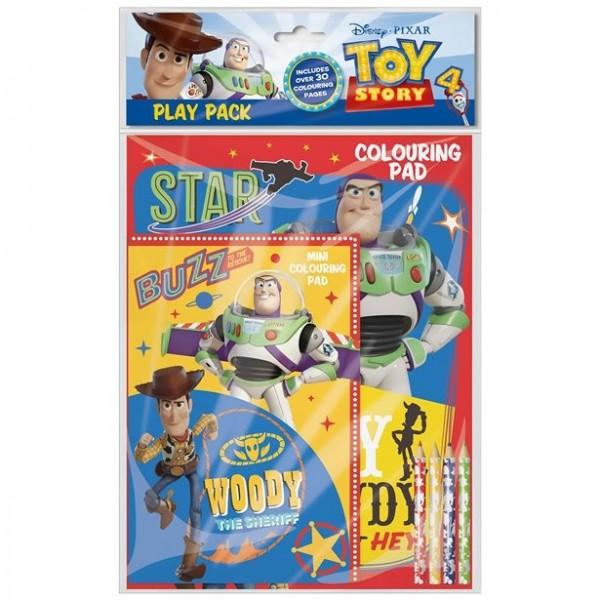 Toy Story 4 Mal-Set