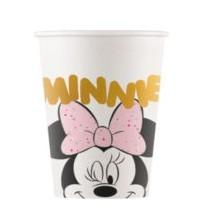 8 Juwelen Minnie Mouse Becher 266ml