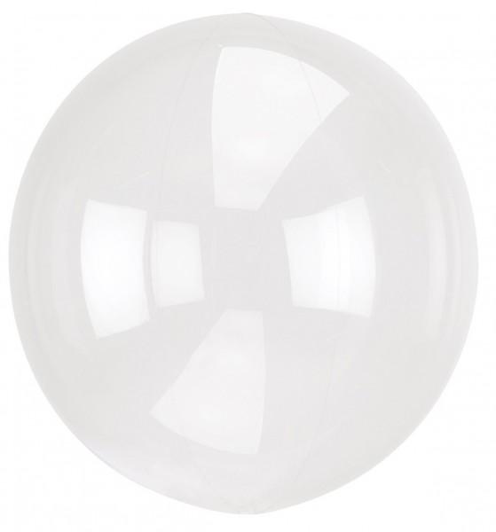 Ballon ballon transparent 40cm