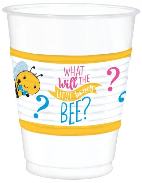 25 Bienen Baby Becher 473ml