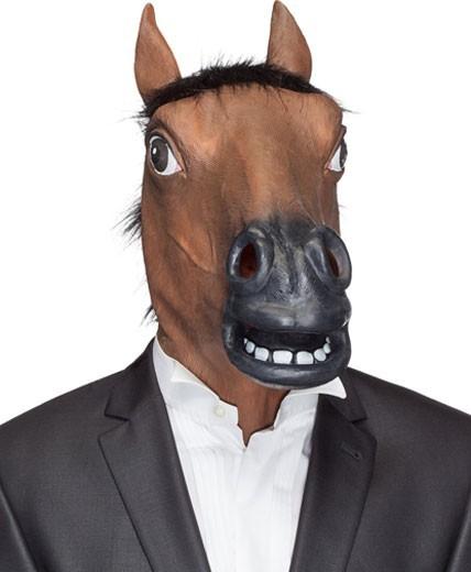 Horste Pferdekopf Maske