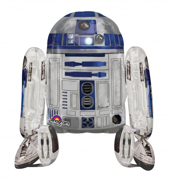Star Wars R2D2 Airwalker XXL