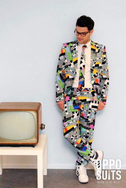 OppoSuits party suit Testival