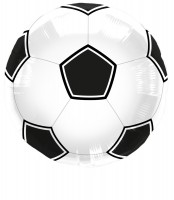 Folienballon Fußball-Traum