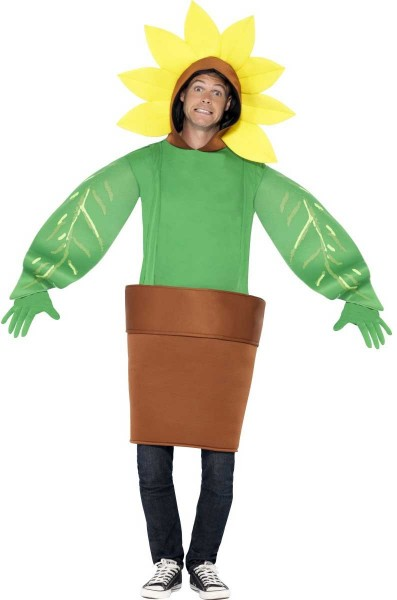 Costume de tournesol