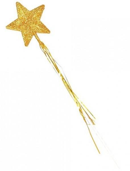 Sparkling stars wand