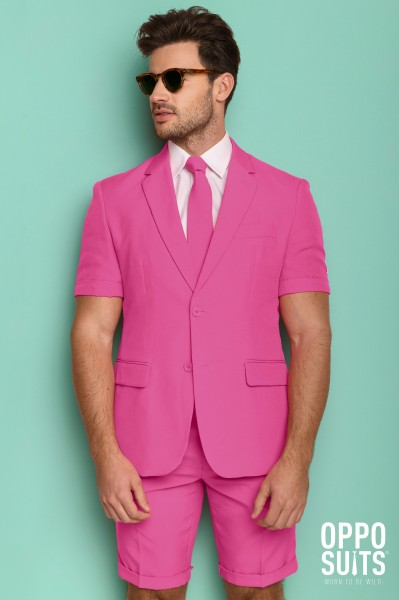OppoSuits summer suit Mr. Pink