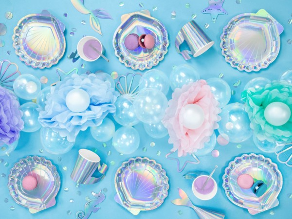 Mermaid Princess Partydeko 3-teilig 4
