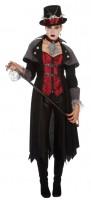 Gothic Vampir Baroness Damenkostüm