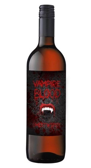 10 Halloween Bottle Labels