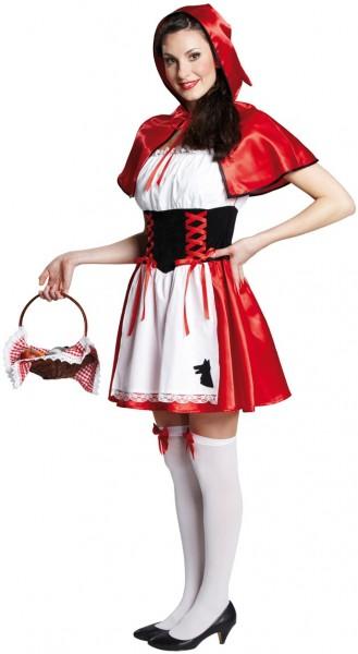 Polly Rotkäppchen Kostüm