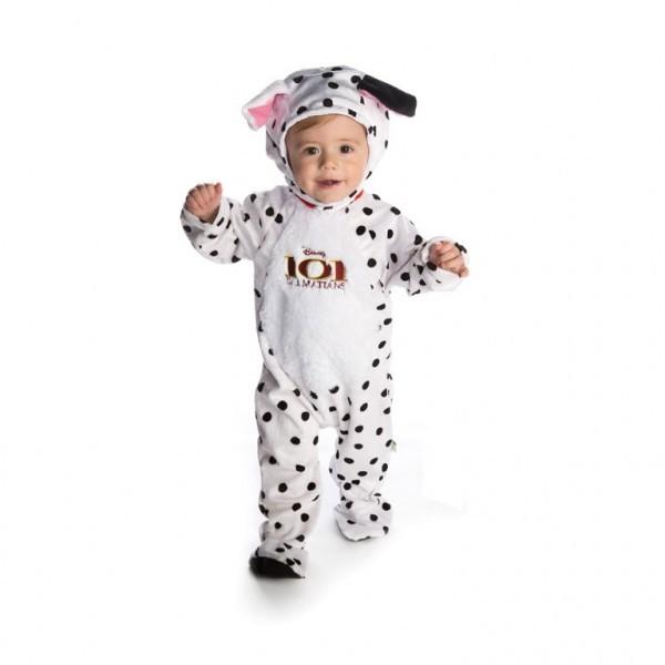 Süßes Baby Dalmatiner Kostüm