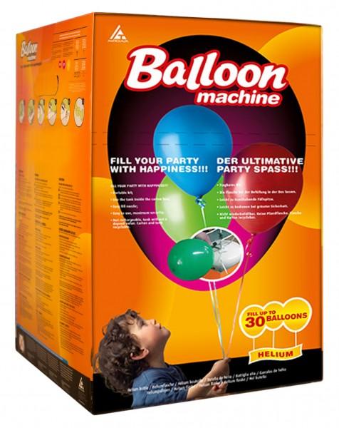 Petite bouteille d'hélium pour environ 30 ballons