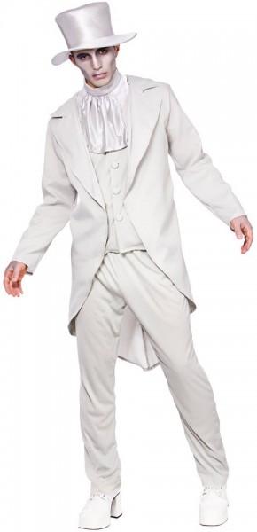 Gespenstiger Bräutigam Kostüm