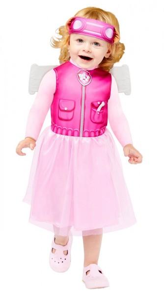 Paw Patrol Skye baby kostuum