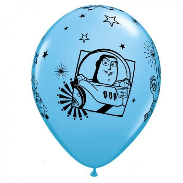 6 Toy Story 4 Luftballons 30cm