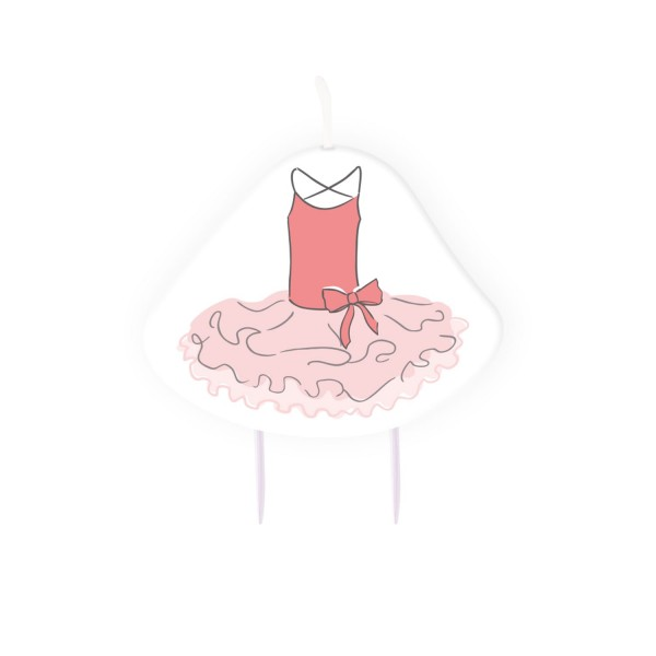 Kleine Ballerina Geburtstagskerze