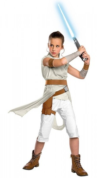 Star Wars Rey EP IX Child Costume Deluxe