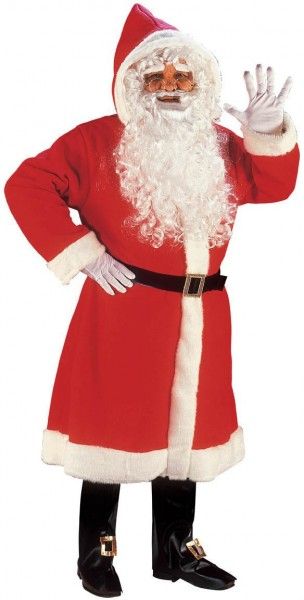 Premium Santa Claus costume set