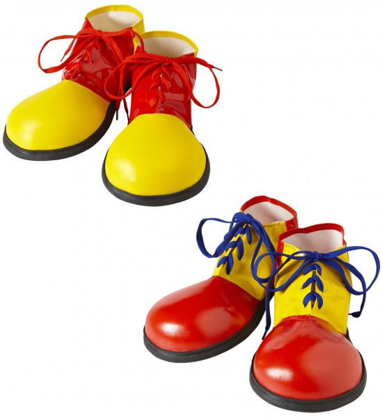 Clown Kinderschuhe
