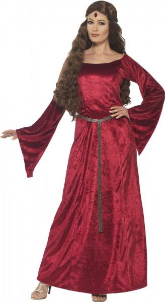 8728fbd0fa71 Mittelalter Kleid Theodora