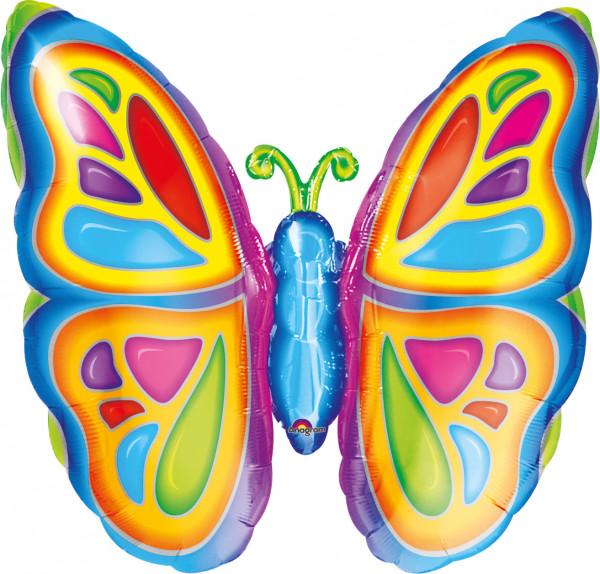 Folienballon Farfalla