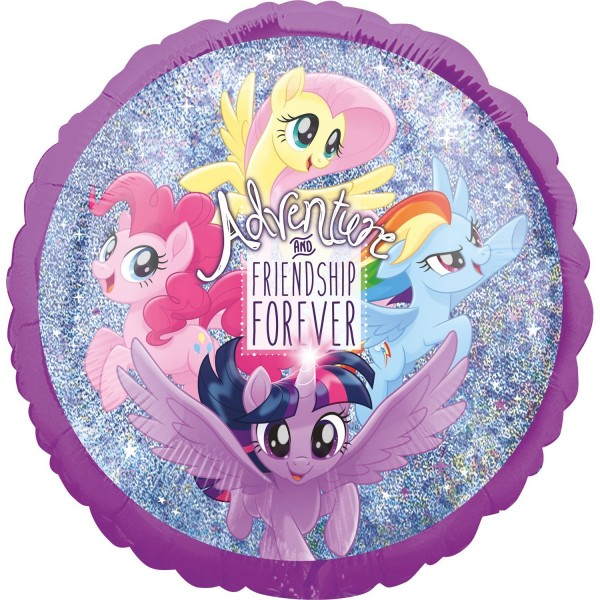 My Little Pony Friendship Folienballon 43cm
