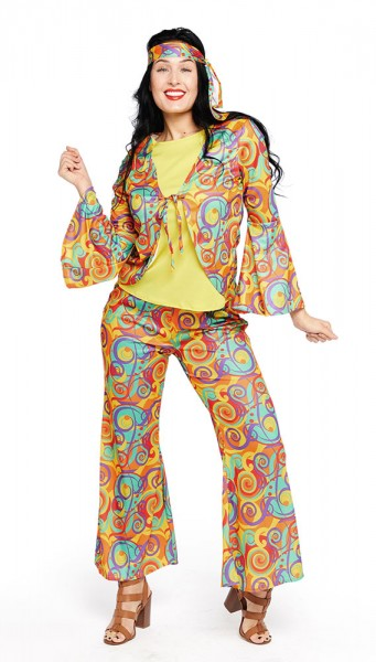 Sunshine Hippie Costume for Women