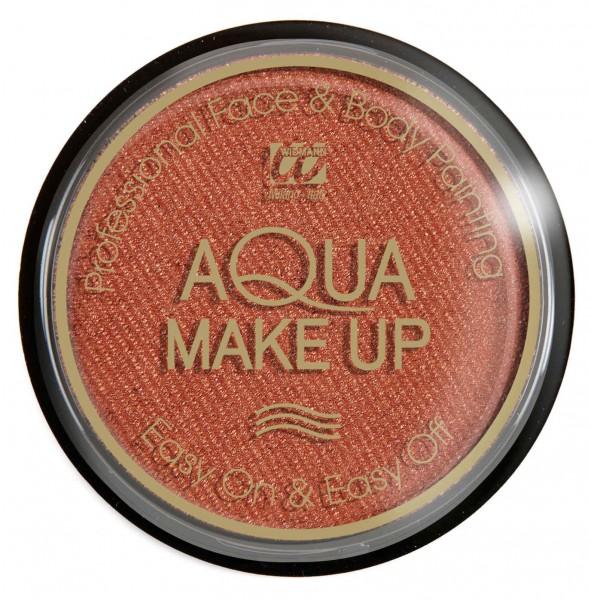 Gesicht Und Körper Aqua Make Up Bronze