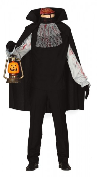 Headless rider men's costume