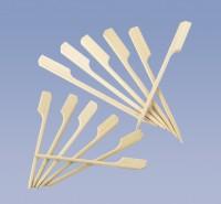 200 Bambus Fingerfood Spieße 9cm
